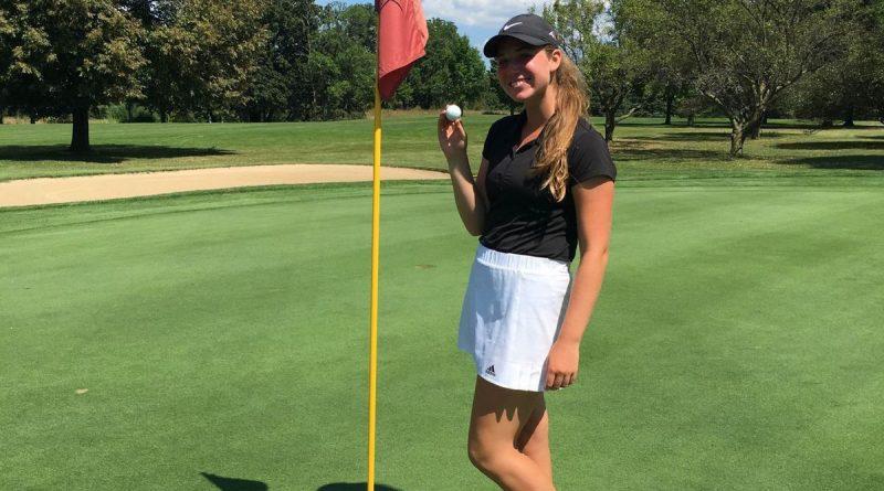 Golf gods shine on Scumaci