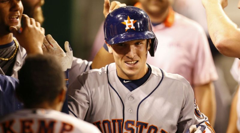 Rookies lead Astros over Pirates