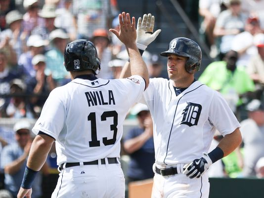 Tigers among MLB veterans