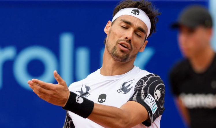 Fabio Fognini Punishment
