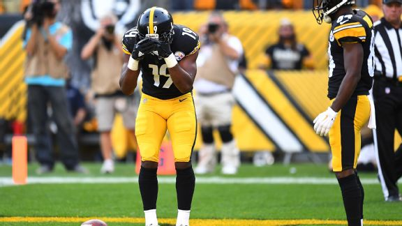 Le'Veon Bell tops Pro Bowl